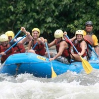 Manuel Antonio Costa Rica activities - White Water Rafting