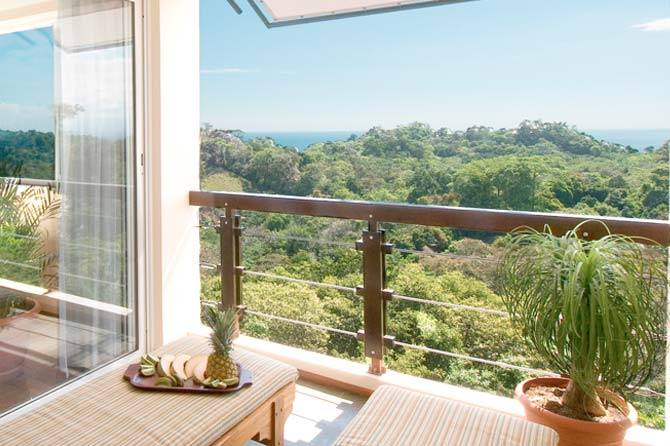 Gaia Manuel Antonio Ocean View Hotel Room